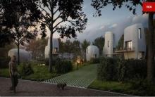 全球第一个3D打印住宅区计划2019年推出