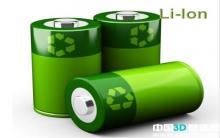 3D打印锂离子电池可制作成任意结构
