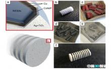 研究人员使用3D打印机制造净水微型设备
