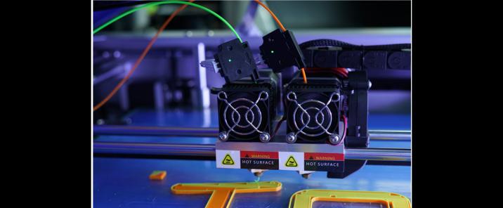 武汉智垒正式推出第二代发光字3D打印机