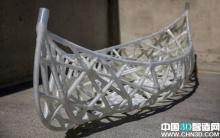 3D打印框架结构助瑞士学生团队摘得26届水泥轻舟赛桂冠